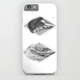 As the world falls down iPhone Case