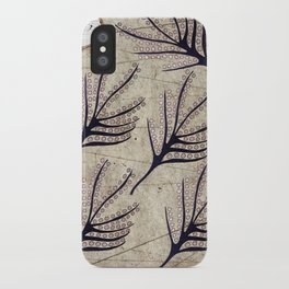 Seeds and Ring iPhone Case
