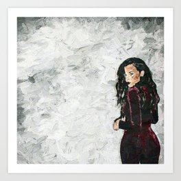 Valoury Art Print