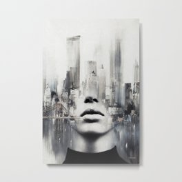 Welcome to my dreams... Metal Print