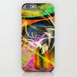 Insperation of colors iPhone Case