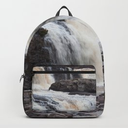 Gooseberry in a Fall Backpack