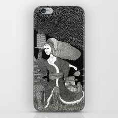 Tenzaru Girl iPhone & iPod Skin