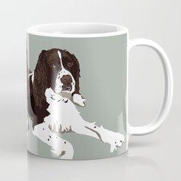 Springer Spaniel Buddies Coffee Mug