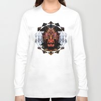 animal crew Long Sleeve T-shirts featuring Animal by Zandonai