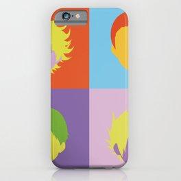The promised neverland pop art iPhone Case