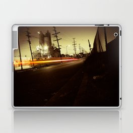 Night ride Laptop & iPad Skin