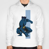 beast Hoodies featuring Beast by Andrew Formosa