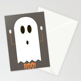 You Look Like You've Seen  A Ghost Stationery Cards