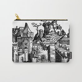 Folio 277 Verso Carry-All Pouch