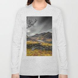 Peris Lake Snowdonia Long Sleeve T-shirt