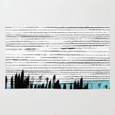 Lines & Strokes 001 Rug