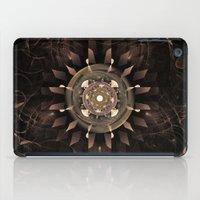 clockwork iPad Cases featuring Clockwork by CreativeByDesign