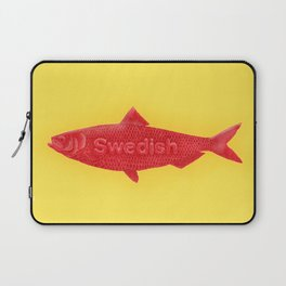 Swedish Fish Laptop Sleeve