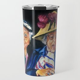 Matrons of the Arts Travel Mug