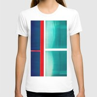 frames T-shirts featuring FRAMES OF COLORS by Hidden Streets