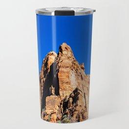 Zion National Park. Utah. USA. Travel Mug