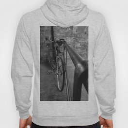 A Lonely Bicycle Hoody