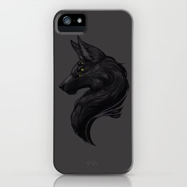 Fen'Harel iPhone Case