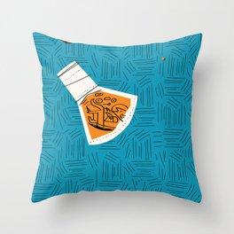 Fun in Space Throw Pillow