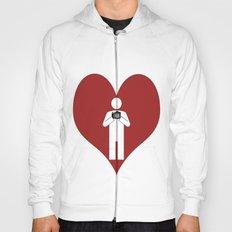 T-Shirt I Love Photography T-Shirt Hoody