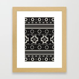 Buck Skin Gulch Framed Art Print