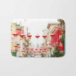 Chinatown Bath Mat