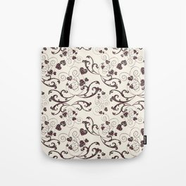 rosy heart Tote Bag