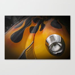 Hot Rod'n Canvas Print