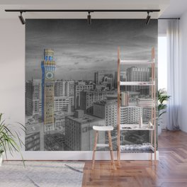 Baltimore Landscape - Bromo Seltzer Arts Tower Wall Mural