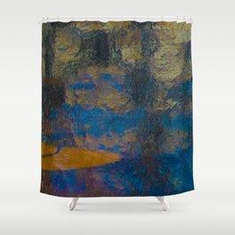 Isabella G Shower Curtain