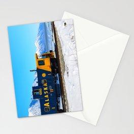 Caboose - Alaska Train Stationery Cards