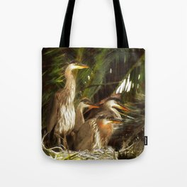 More Punked Chicks Tote Bag