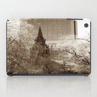 boston iPad Cases featuring Boston by Raymond Earley