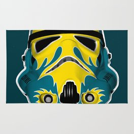 Luchador Trooper Rug