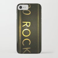 30 rock iPhone & iPod Cases featuring 30 Rock by Mark Giarrusso
