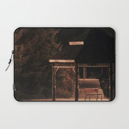 Join Me Down by the Water, Loo | Gazebo Laptop Sleeve