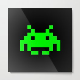 Invasion from the space Metal Print