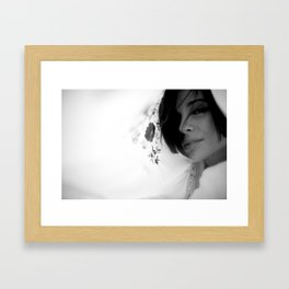 Rosie 3 Framed Art Print