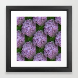 Under the water... Framed Art Print