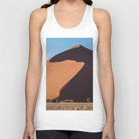 dune Tank Tops featuring Sand Dune by Katie Jo Sheppard