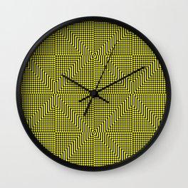 Cordura & Locura Wall Clock