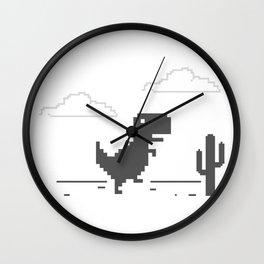 No internet Wall Clock