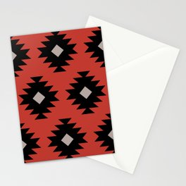 Southwestern Pattern 551 Stationery Cards