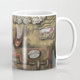 off to Paris Coffee Mug