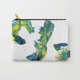Ocean Dream- Betta Fish Carry-All Pouch