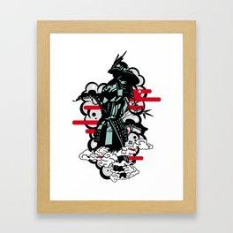 samurai#2 Framed Art Print