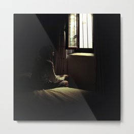 I´ll let you in... Metal Print