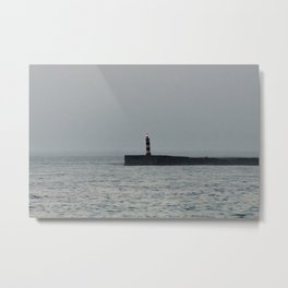 friend of fishermen Metal Print