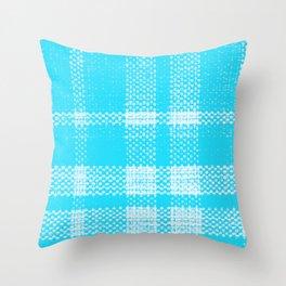 Vintage 50s fabric Throw Pillow
